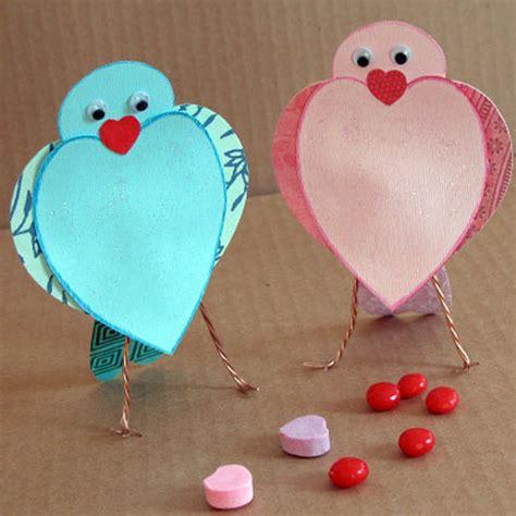 valentines day bird home decoration 15 s day craft ideas