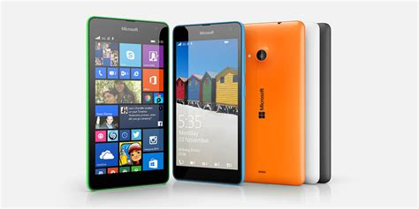 Microsoft Lumia 535 microsoft lumia 535 specifiche tecniche foto e