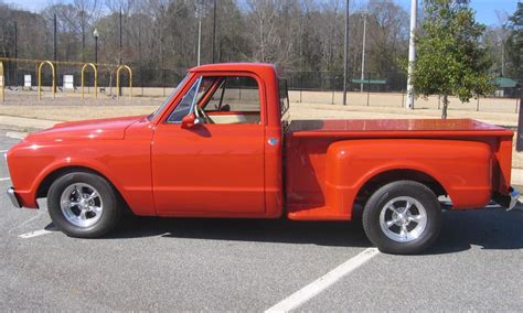 1968 Gmc Short Bed Pickup 40122