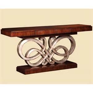Wicker Credenza Marge Carson Bos06 Bossa Nova Console Discount Furniture