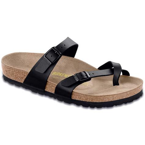 birkenstock womens sandals birkenstock mayari birko flor sandals s evo