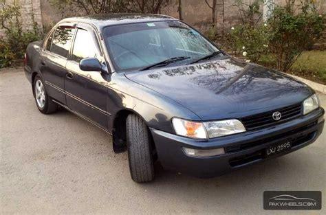 1998 Toyota Corolla For Sale Used Toyota Corolla 1998 Car For Sale In Peshawar 781347
