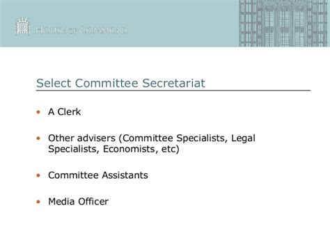 house select committee house of commons select committees 2015
