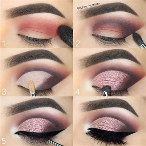 tutorial cream eyeshadow step by step tutorial on how to blend eyeshadows perfectly