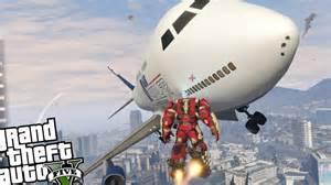 mod gta 5 angry planes gta 5 pc iron man mod hulkbuster angry planes mod