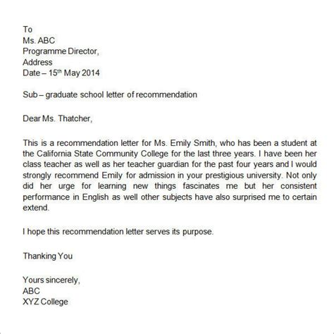teacher reference letter template choice image letter format