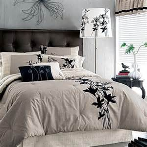 ty pennington style finch bedding comforter set wantster