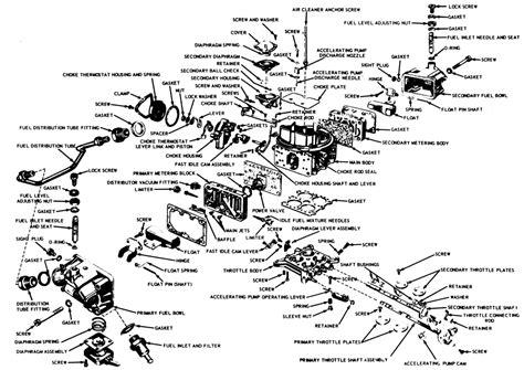 holley carb diagram holley carburetor parts diagram