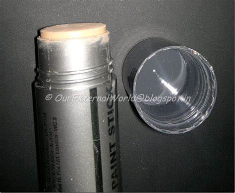 Kryolan Foundation Foundation Artis 2 kryolan tv paint stick review