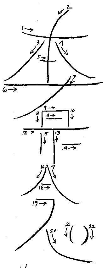 honshazeshonen   distance healing reiki symbols
