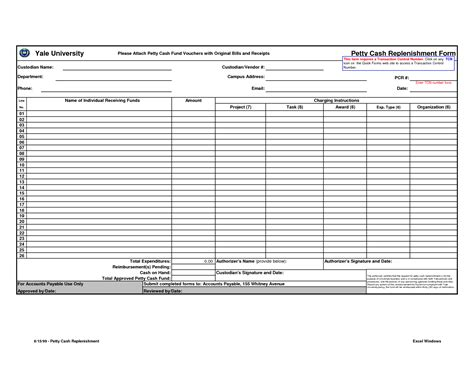 petty summary template petty form template excel tips resume template