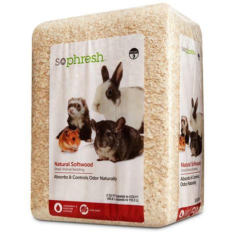 small animal bedding so phresh natural softwood small animal bedding petco store