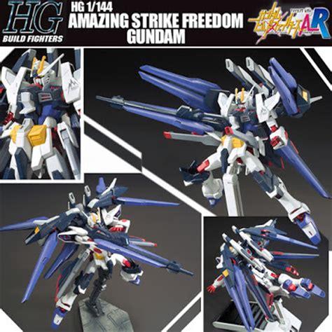 Hgbf Amazing Strike Freedom Gundam Bandai hobbykid hgbf 1 144 amazing strike freedom gundam