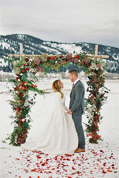 Winter Wedding Ideas by 18 Stunning Themed Winter Wedding Ideas Page 2