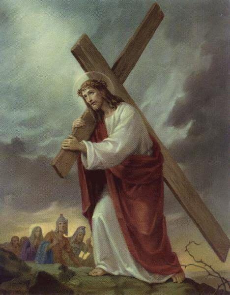 Bearing The Cross jesus bearing the cross t religioso