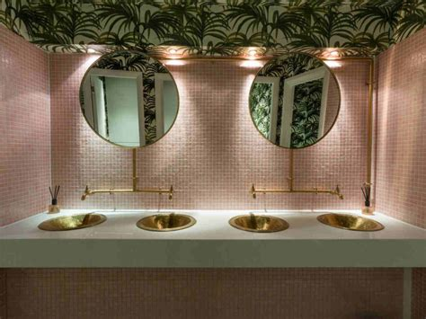 coolest toilet designs  londons restaurants