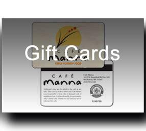 Manna Gift Card Program - manna gift cards lamoureph blog