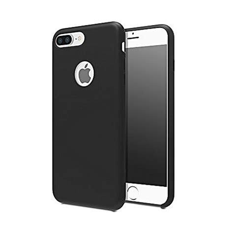 coque iphone 7 marque sans marque coque antichoc en silicone iphone 7 noir prix pas cher jumia dz