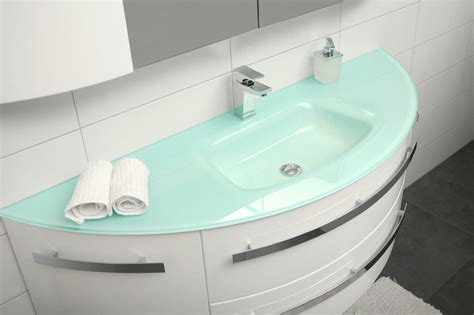 Modern Bathroom Sinks Glass Bathroom Sink 151cm Modern Bathroom Sinks