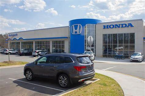 autopark honda car dealership  cary nc  kelley blue book