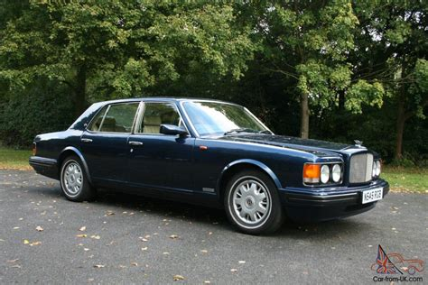 bentley brooklands for sale 1996 bentley brooklands auto blue