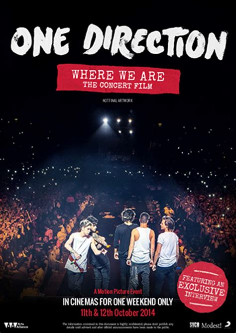 Where We Are 1d 1d where we are trailer reviews meer path 233