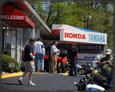 Honda Service Department by Service Department Honda Of Knoxville Tennessee