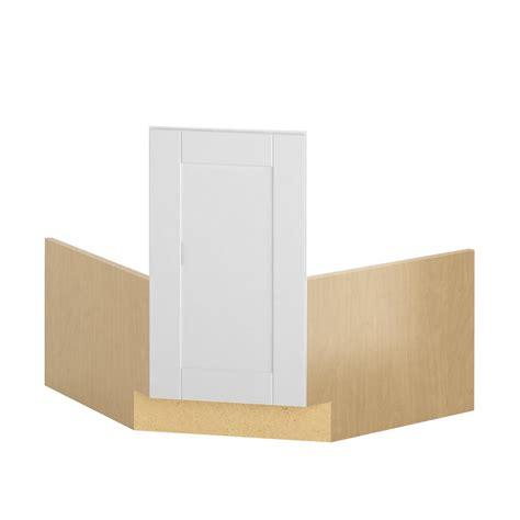 36 corner sink base cabinet hton bay princeton shaker ready to assemble 36x34 5x36