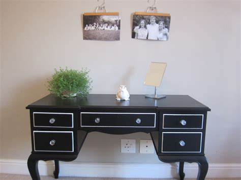 black bedroom vanity table diy black bedroom vanity table with 5 drawers decofurnish