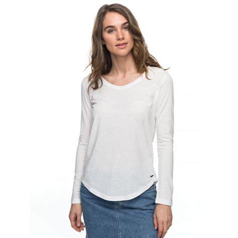 Simple Tees womens just simple solid sleeve t shirt erjzt04015