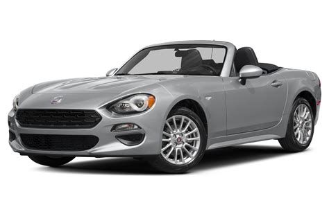 fiat roadster new 2017 fiat 124 spider price photos reviews safety