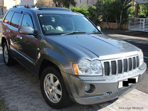 Used Jeep Grand Overland Used Jeep Grand Overland 2007 Grand