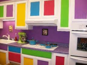 colorful kitchen cabinets ideas cherry kitchen cabinets and stylish rustic kitchen