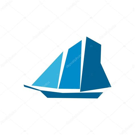 yacht logo symbol logo yacht icon transportation tools sailboat