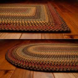 Area Rag Rug Budapest Wool Braid Rugs