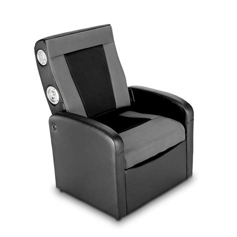 Storage Ottoman Sound Chair X Rocker Triple Flip Sound Chair