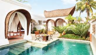 Outside Bathtub by 5 Resorts In India With Private Pool Villas India Com