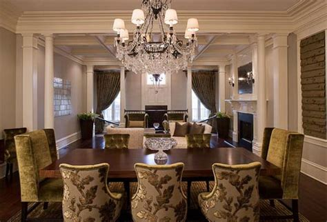 Pictures Of Formal Dining Rooms Exquisite Formal Dining Room Decors For Special Occasions Abpho