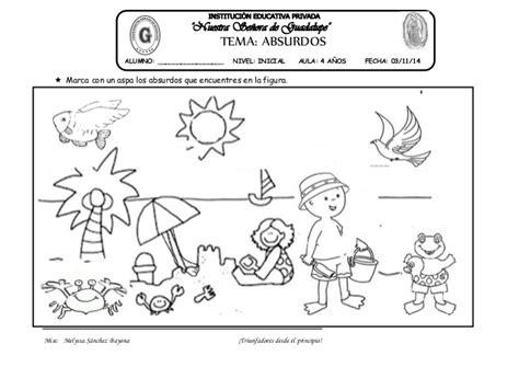 imagenes percepcion visual para niños sesi 211 n absurdos