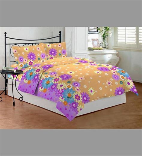 bombay dyeing bed sheets bombay dyeing florentine double bed sheet set by bombay