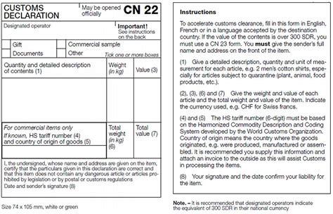Päckchen Dhl Aufkleber Ausdrucken by Zollinhaltserkl 228 Rung Cn22 Zoll Aus China Pinterest