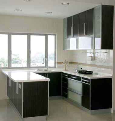 Kabinet Dapur Atas bina rumah atas tanah sendiri kabinet dapur terkini