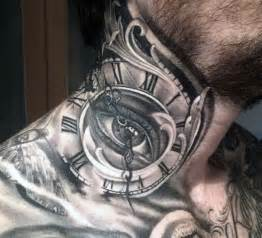 2017 neck tattoos for men newest tattoos 2017