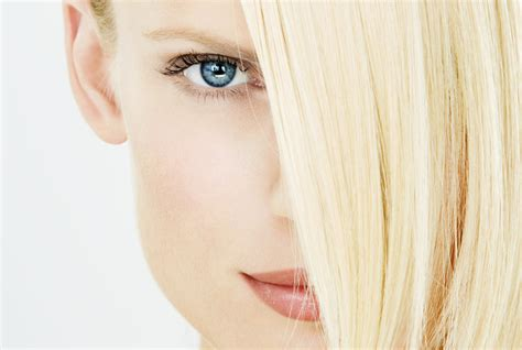 best bleached hair treatment how to care for bleached hair real simple