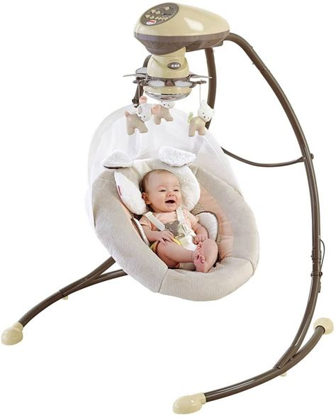 fisher price my little snugapuppy swing the best baby swings for 2017 2018 baby ideas