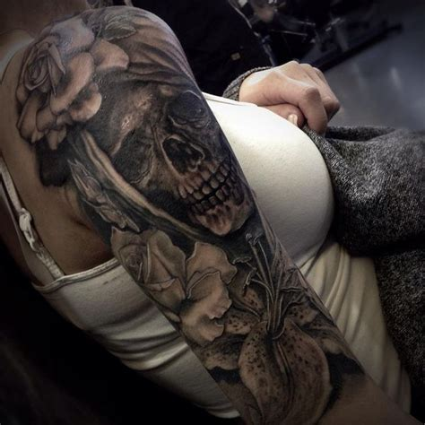 grim reaper tattoo meaning 45 grim reaper design ideas with meaning
