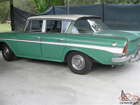 green rambler car rambler classic 1961 not ford chev hotrod in nsw