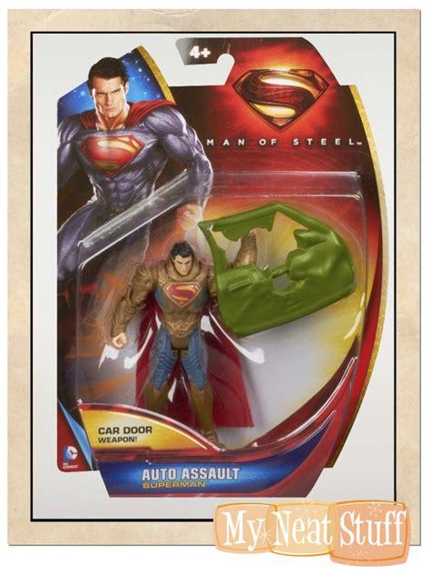 A523 Auto Assault Superman my neat stuff webporium of pop culture