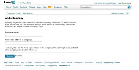 Profile Search By Email How To Add Your Company Profile To Linkedin Sharisax Is Out There