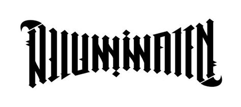 illuminati words anagram tattoos and what you need to about them
